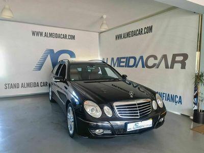 usado Mercedes E280 CDi Avantgarde Aut.