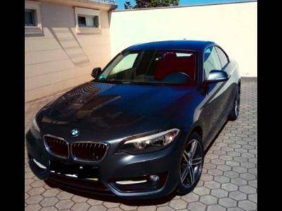 usado BMW 218 Coupe Sport