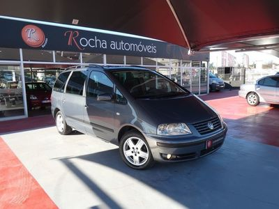 usado VW Sharan 1.9 TDI 115 cv cx6