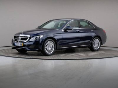 usado Mercedes C250 C-Klassed Exlusive Aut., 250 d Exclusive Aut.