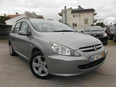 usado Peugeot 307 1.6 HDi XS Premium
