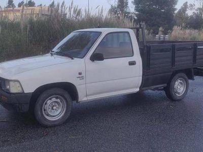 usado Toyota HiLux 4x2 D/A