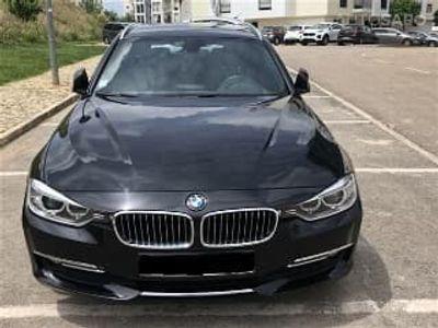 usado BMW 318 Série 3 d Touring Line Luxury (143cv) (5p), Diesel