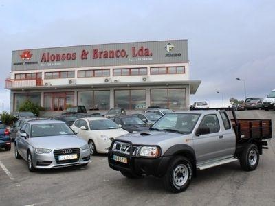 usado Nissan King Pick UpCAB D22 2.5 4X4