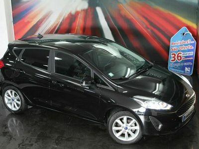 usado Ford Fiesta 1.1 Ti-VCT Connected | 7 ANOS GARANTIA