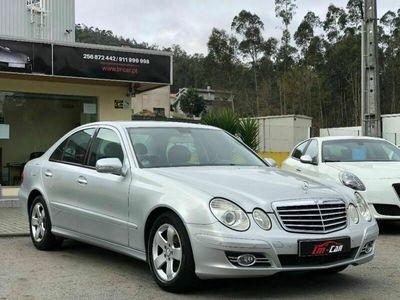 usado Mercedes E200 CDI Auto