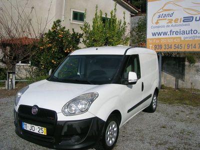 usado Fiat Doblò 1.3M-JET ISOTÉRMICA