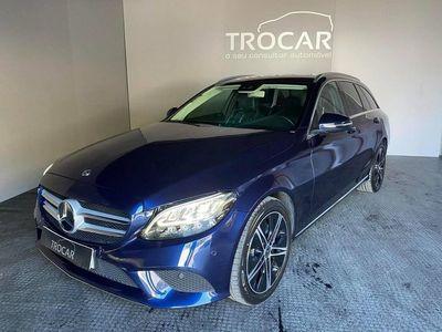 usado Mercedes C200 Avantgard 9G