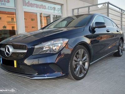 used Mercedes CLA180 Shooting Brake D