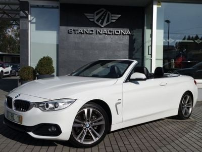 usado BMW 420 D Sport