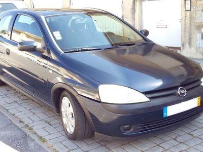 usado Opel Corsa 1.2 16V Sport (75cv) (3p)