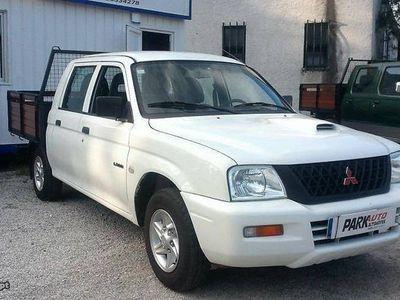 gebraucht Mitsubishi L200 2.5 tdi 4x2 5 lug