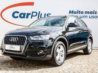 usado Audi Q3 2.0 TDI Attraction 2014