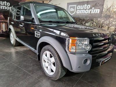 usado Land Rover Discovery 3 2.7 TD V6 HSE