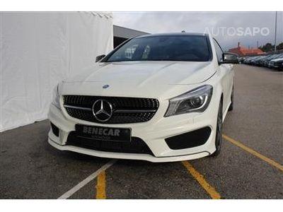usado Mercedes CLA200 CDi AMG Aut. / Pack Night