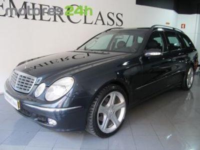 08b1b7ef38db0 ▷ Usados 2004 Mercedes E220 2.1 Diesel 2004 Lisboa- AutoUncle