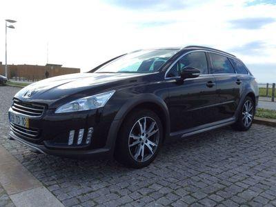 usado Peugeot 508 RXH 2.0 HDI Hybrid 4 2- Tronic
