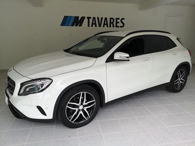 brugt Mercedes GLA220 4matic