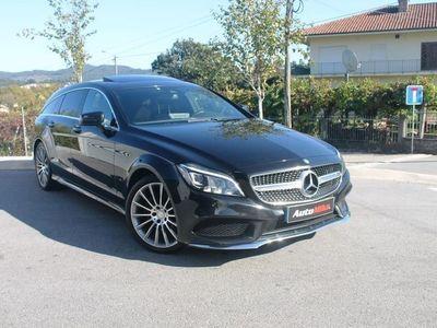 usado Mercedes CLS250 Shooting Brake BleuTec AMG