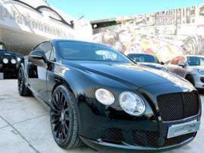 usado Bentley Continental Gasolina