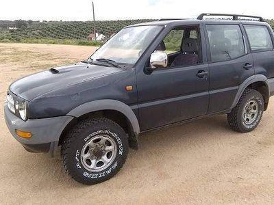 usado Nissan Terrano Ford Maveric