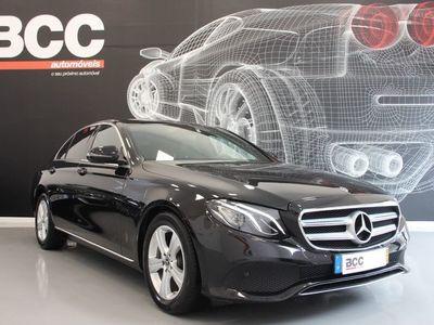 usado Mercedes E220 194CV NAC.