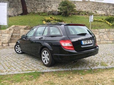 usado Mercedes C200 blueefficiency