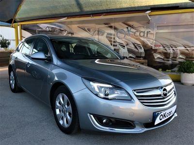 usado Opel Insignia Sports Tourer 2.0 CDTi Executive 140cv