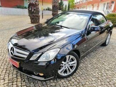 usado Mercedes E220 ClasseCDi Elegance BlueEf. (170cv) (2p)
