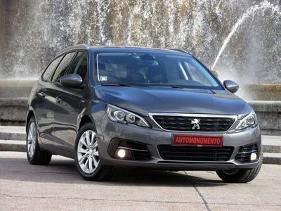 usado Peugeot 308 SW 1.2 Puretech Style (130 cv)