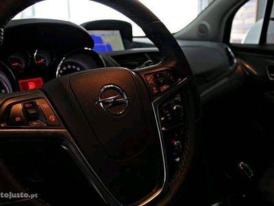 usado Opel Mokka cosmo 1.7 cdi