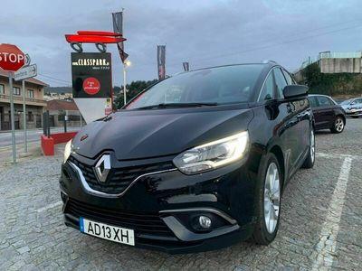 usado Renault Grand Scénic 1.5 dci auto