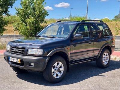 usado Opel Frontera 2.2 DTi