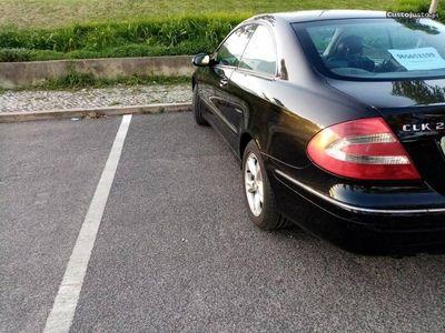 usado Mercedes CLK270 avantgard