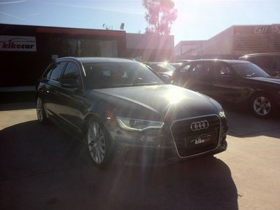 usado Audi A6 Avant 2.0 TDi S-line Multitronic (177cv) (5p)