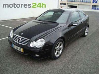 usado Mercedes C220 CDI Sportcoupe