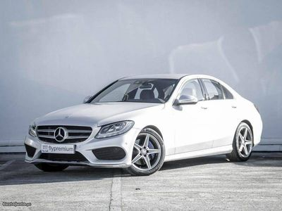 usado Mercedes C300 BlueTech Hybrid Auto