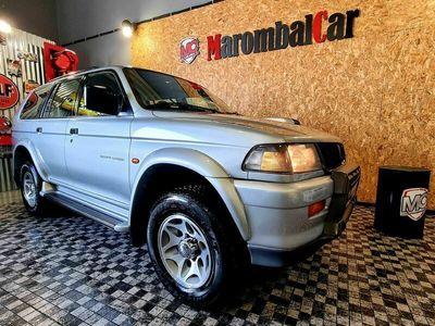 usado Mitsubishi Pajero Sport Wagon 2.5 GLS
