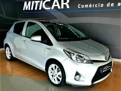 usado Toyota Yaris 1.5 HSD Sport+P.Luxury