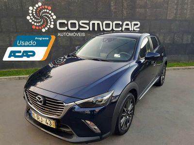 usado Mazda CX-3 1.5 Skyactiv-D Excellence