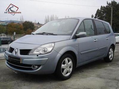 usado Renault Grand Scénic 1.5 dCi SE Exclusive II 7Lug. (105cv) (5p)