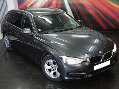 usado BMW 320 d Touring Auto Line Sport | GPS