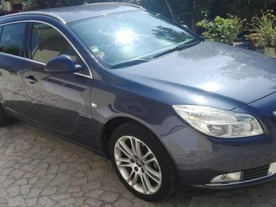 brugt Opel Insignia Station Wagon