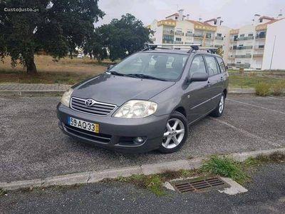 usado Toyota Corolla 2.0d4d 115cv Nacional