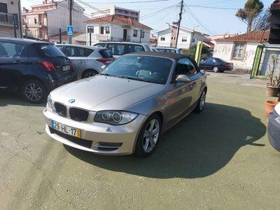 usado BMW 120 Cabriolet cabriolet