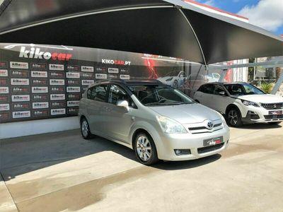 usado Toyota Corolla Verso 2.0 D-4D Sol 116