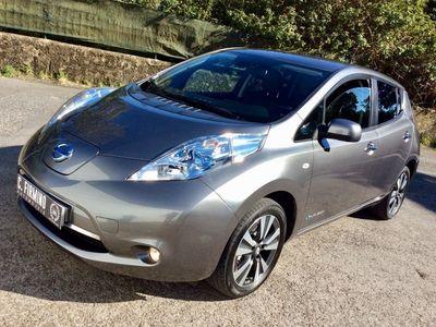 usado Nissan Leaf Tekna