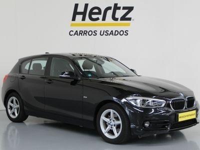 usado BMW 116 d 1.5 116 CV Line Sport 5p