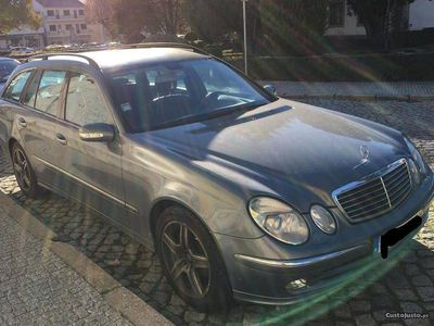 usado Mercedes E270 E270 Avantgarde