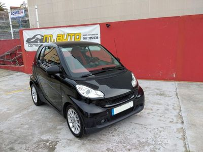 usado Smart ForTwo Coupé 0.8 CDI Passion